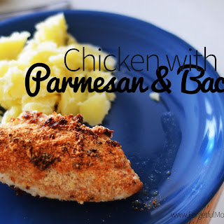 Chicken Bacon Parmesan Recipes