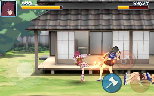 Ninja Girls 1.1 screenshots 3