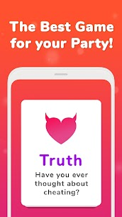 Truth Or Dare – Dirty Party Game 1