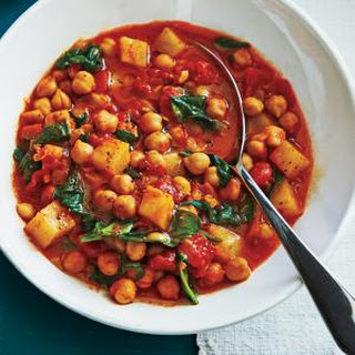 Slow-Cooker Spanish-Style Chickpeas