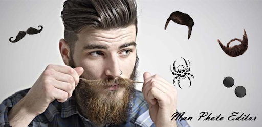 Man Hairstyle Photo Editor 2018 Apps On Google Play