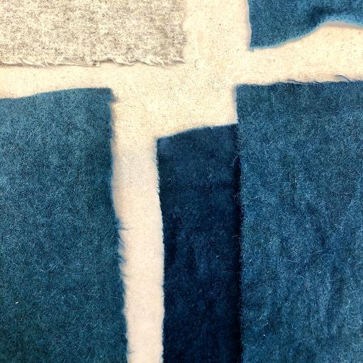 #studiopiel #serenité #serinity #interiorslowdesign  #wool #laine #feutre #artisanatdart #paris #pieceunique
