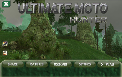 Ultimate Moto Hunter