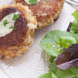 Crab Cakes with RéMoulade Sauce Recipe
