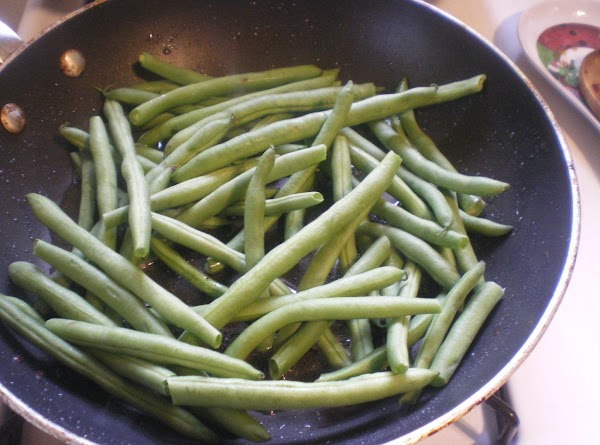 Add green beans and cook until tender-crisp, about 10 minutes.