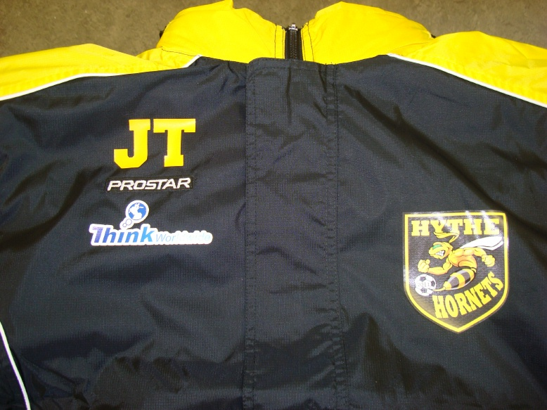 Photo: Logo'd Sports Jacket