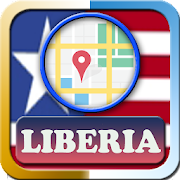 Liberia Maps and Direction