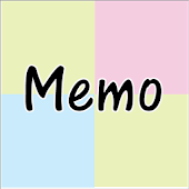 Sticky notes - Memo Widgets