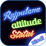 Rajputana Attitude Status Hindi APK icon