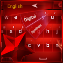 Red Star Keyboard theme icon