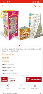 Download Kitabevimiz For PC Windows and Mac apk screenshot 3