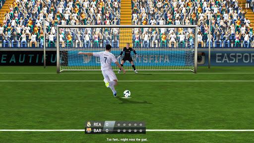 Football World League Cup penality Final Kicks  captures d'écran 2