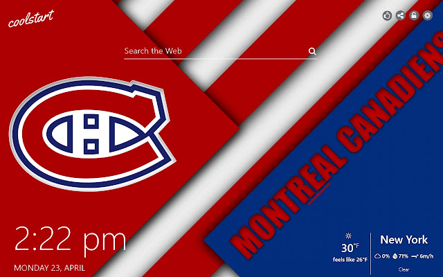 Montreal Canadiens Hd Wallpapers Nhl Theme