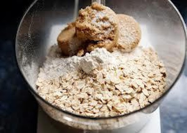 Crumb Topping:Turn down oven to 375^. In a big bowl, combine the ingredients ,except...