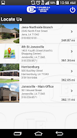 Screenshot of CLB Mobile