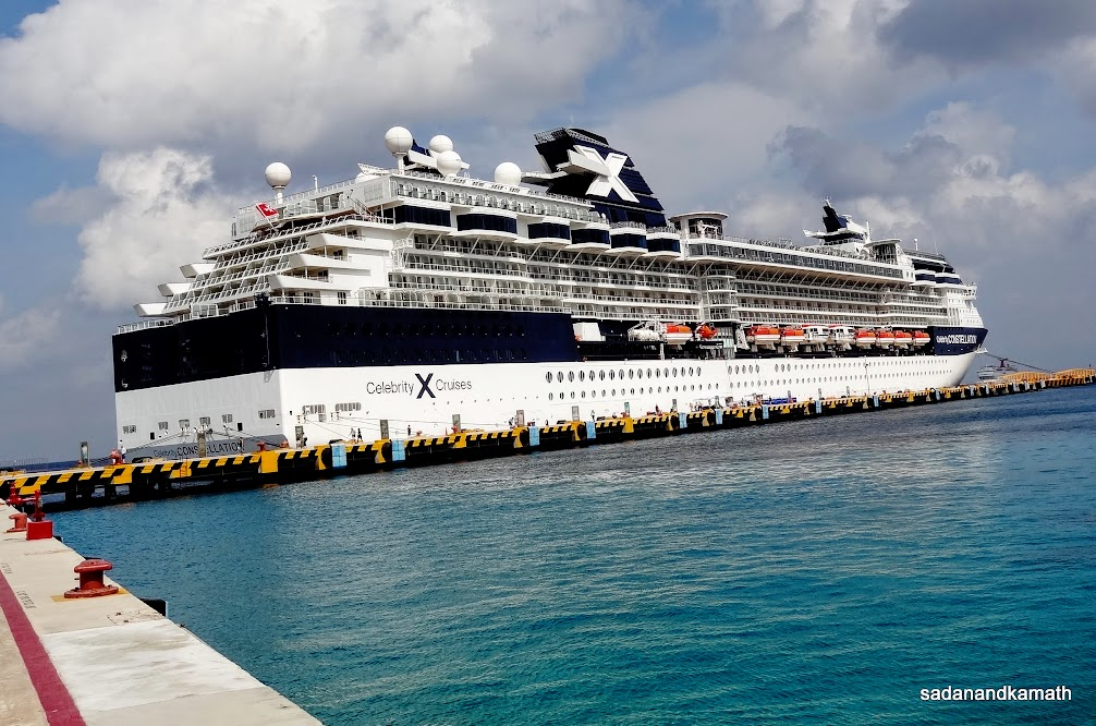 Cozumel Cruise Port Terminal: Information for Port of ...