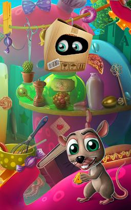 Boxie: Hidden Object Puzzle screenshot