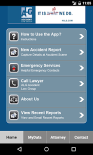 Accident Law Group App- screenshot thumbnail