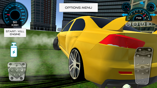 Evo Lancer Drift City screenshot 3