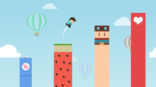 Keep Jump u2013 Flappy Block Jump Games 3D Android app 16