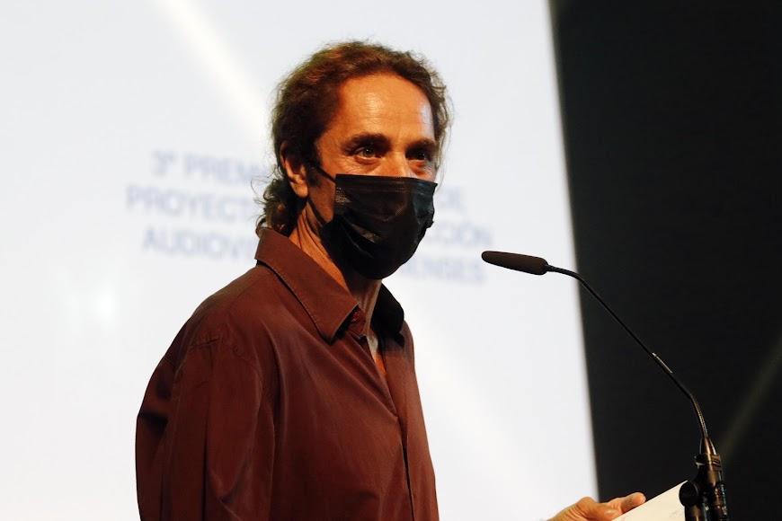 El productor Damián París.