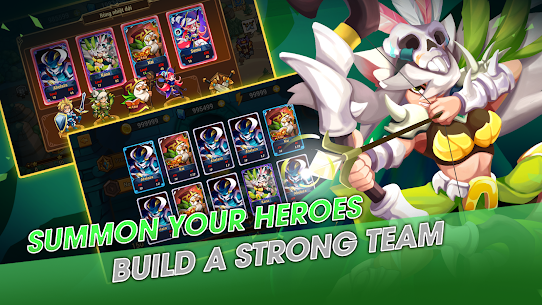 Castle Defender: Hero Shooter – Idle Defense TD 1