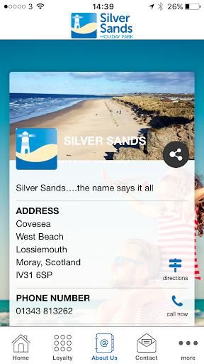 silver sands holiday park screenshot 3