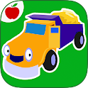 Cars & Trucks Kids Puzzle Game icon