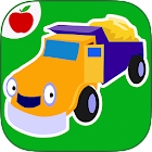 Cars & Trucks Puzzle Game icon