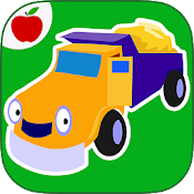 Cars & Trucks Kids Puzzle Game