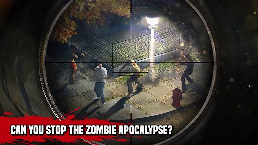 Zombie Hunter Sniper: Last Apocalypse Shooter apkpoly screenshots 3