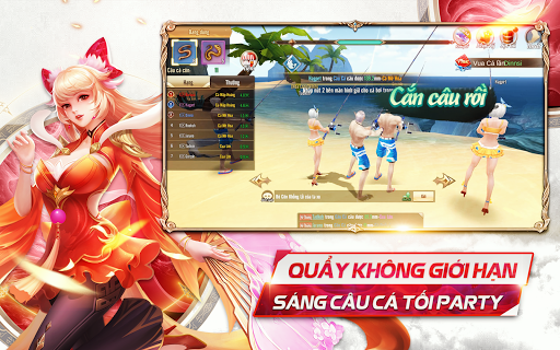 Thiu00ean Khu1edfi Chi Mu00f4n - Ma Kiu1ebfm Ku1ef7 Nguyu00ean 1.0 screenshots 12