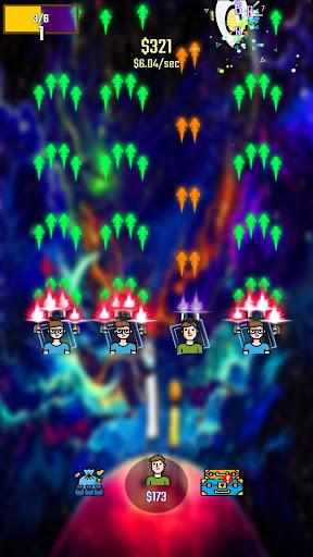 Télécharger Gratuit Fantastiques guerres spatiales mod apk screenshots 3