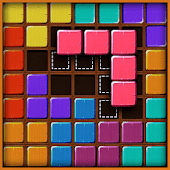 Block Puzzle Wood icon