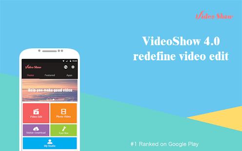 VideoShow: Video Editor &Maker- screenshot thumbnail
