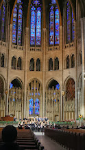 Photo: We popped in on this concert at the Riverside Church