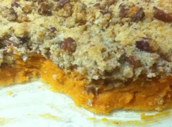 Pecan Streusel Sweet Potato Casserole Recipe