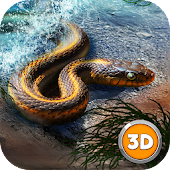 Sea Serpent Monster Snake Sim