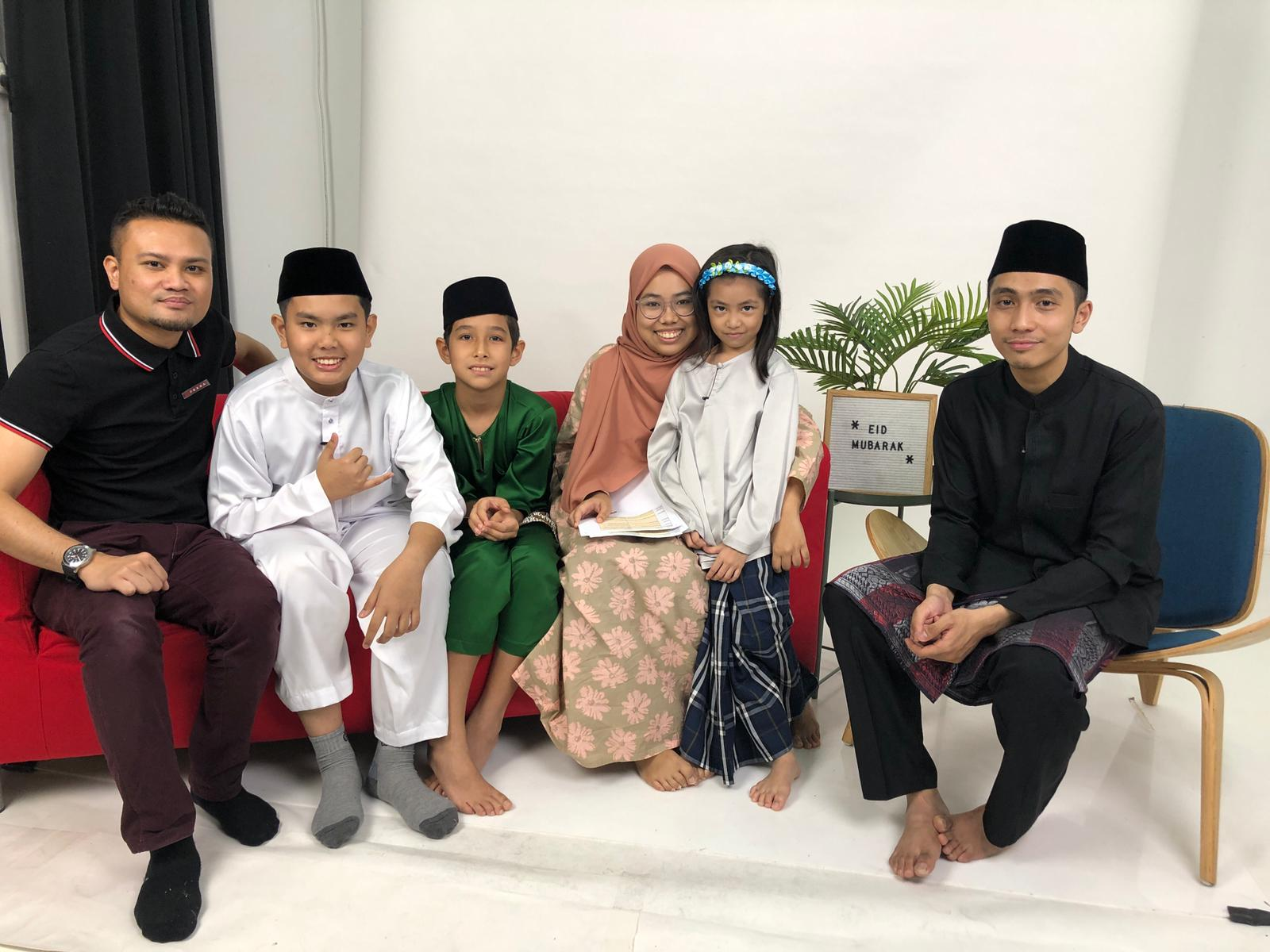 Hari Raya is a time to reconcile and renew relationships with others