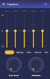 GO Music  -  Free Music, Equalizer, Themes APK screenshot thumbnail 4