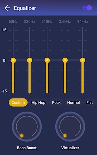 GO Music  -  Free Music, Equalizer, Themes Screenshot