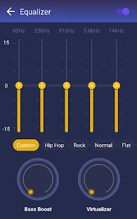 App GO Music - Free Music, Equalizer, Themes APK for Windows Phone