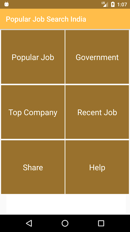 Popular Job Search India- screenshot