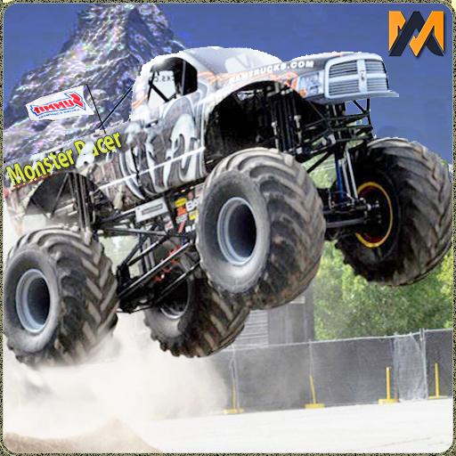 ミニ モンスター 車 レーシング 賽車遊戲 App LOGO-硬是要APP