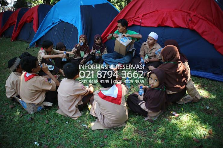 Rekomendasi Lokasi Camping  Wana    Hambalang Hill sangat Pas buat anda  Dekat  Kawasan Krukut -  Jakarta Barat Posisinya  Sekitar Sentul