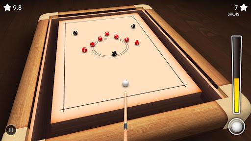 Crazy Pool 3D FREE  captures d'écran 1