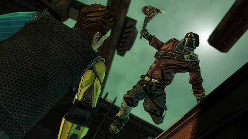 Tales from the Borderlands screenshot 8