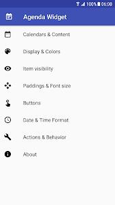 Calendar Agenda Widget (Material Design) 1.82 (Paid)