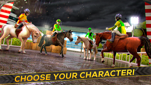 玩免費模擬APP|下載My Haven Horse Racing Games 3D app不用錢|硬是要APP