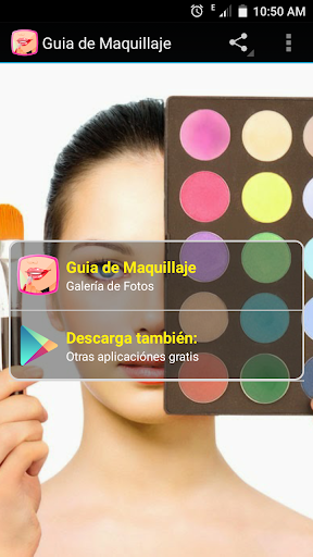 玩免費遊戲APP|下載Guia de Maquillaje app不用錢|硬是要APP